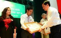 """TP.HCM tặng danh hiệu """"Bà mẹ Việt Nam anh hùng"""" cho 40 mẹ"""