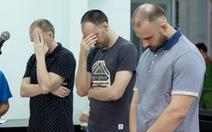 Ba người Nga dùng thẻ giả rút tiền lãnh án