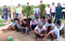 Một tuần triệt phá ba trường gà tại Tiền Giang