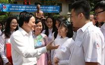 Bộ trưởng GD-ĐT đặt 9 nhiệm vụ để tăng nề nếp, chất lượng