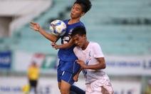 Thủ môn đội U-15 An Giang đạp thủ môn PVF vì bị chọc quê