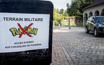 Pháp sợ lộ mục tiêu quân sự vì Pokemon Go