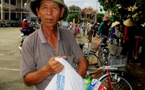 Trao 12.000 phần quà cho người dân Quảng Bình
