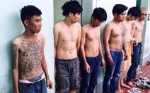 Bắt băng nhóm trộm cắp, cướp hàng chục vụ chỉ trong 3 tháng