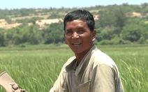 Người nông dân hát ở Tiếng hát mãi xanh