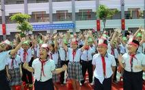 TP.HCM: Khánh thành nhiều ngôi trường mới