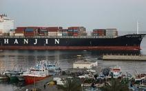 Hanjin tuyên bố phá sản, ngànhvận tải biển thế giới xáo trộn