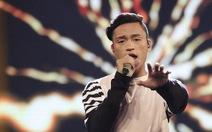 Vietnam Idol: Tùng Dương hát hay nhưng vẫn bị loại