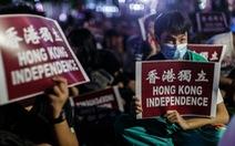 Dân Hong Kong đi bầu Quốc hội