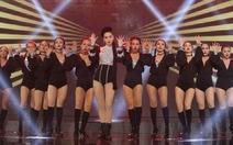 XemHồ Ngọc Hà,Lưu Hương Giang,S-Girls hát tại The Face