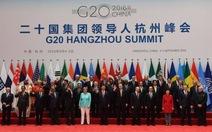 """Chủ tịch Trung Quốc kêu gọi G20 tránh """"nói sáo rỗng"""""""