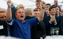 Đảng chống nhập cư qua mặt đảng của bà Merkel