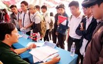 Nhiều trường quân đội hạ điểm chuẩn đợt bổ sung