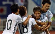 Nhật Bản dễ dàng có 3 điểm trước Thái Lan