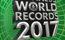 Phát hành Sách kỷ lục 2017 cùng lúc với thế giới