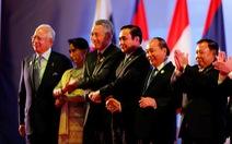 Khai mạc Hội nghị cấp cao ASEAN lần 28-29 tại Lào