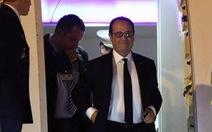 Tổng thống Pháp Francois Hollande đến TP.HCM
