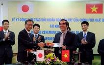 Việt Nam vay 11 tỉ yen phát triển kinh tế - xã hội