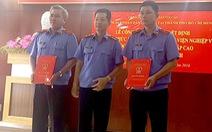 Bổ nhiệm lãnh đạo viện nghiệp vụ tại Viện KSND cấp cao TP.HCM