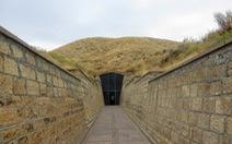 Thăm lăng mộ vua Midascủa vương quốc Phrygia