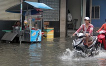 Làm trạm bơm chống ngập đường Kinh Dương Vương 76 tỉ đồng