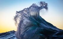 Xem ảnh sóng biển đẹp như bản hùng ca đại dương