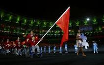Lễ Khai mạc xúc động của Paralympic Rio 2016
