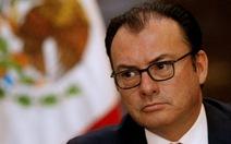 Bộ trưởngMexico mất chức vì... ông Trump