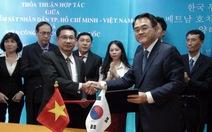 Viện KSND TP.HCM ký thỏa thuận hợp tác với Viện công tố Busan
