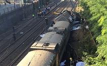 Tàu hỏa trật bánh ở Tây Ban Nha, 4 người chết, 47 bị thương