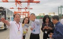 Quy hoạch cảng biển gắn liền phát triển đô thị