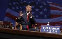 Ông Trump đả phá chính sách ngoại giao Mỹ trên đài Nga