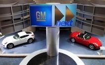 GM triệu hồi 4,3 triệu xe lỗi trên toàn cầu