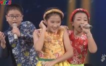 The Voice Kids:Gia Quý, Khánh Huyền, Vân Trang được cứu