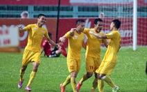 V-League chờ đến vòng cuối mới có nhà vô địch
