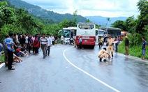 Đề xuất xây dựng 2 đường lánh nạn trên đèo Bảo Lộc