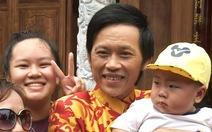 Xem clip Hoài Linhcám ơn hàng trăm người đếnnhà thờ tổ