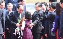 Thủ tướng đến Bắc Kinh, thăm chính thức Trung Quốc
