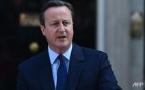 Cựu Thủ tướng Anh David Cameron bỏ ghế nghị sĩ