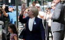 Audio 13-9:Ồn ào chuyện sức khỏe bà Clinton