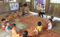 Thanh Hóa: Nhiều học sinh phải học trong phòng tạm bợ