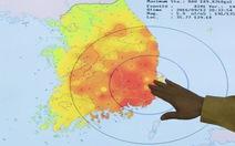Hàn Quốc tạm đóng cửa 4 lò phản ứng hạt nhân sau động đất