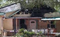Phóng hỏa nhà thời Hồi giáo tại Florida
