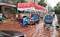 Thủ đô Bangladesh chìm trong... biển máu