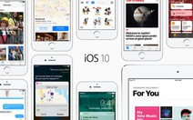Nâng cấpiOS 10 cho iPhone gặp lỗi