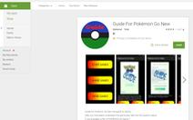 Ứng dụng ăn theo Pokemon Go khiến 500.000 người bị chiếm quyền điều khiển Android
