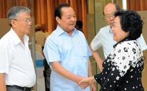 Họp lớp B3, B5 Trường Đảng cao cấp Nguyễn Ái Quốc