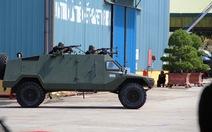 Nhóm khủng bố giả định tấn công Nhà máy lọc đầu Dung Quất