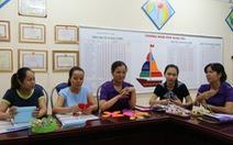 Sáng tạo của 5 cô giáo mầm non