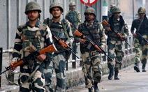 Trại lính Ấn Độ bị tấn công, 17 binh sĩ thiệt mạng